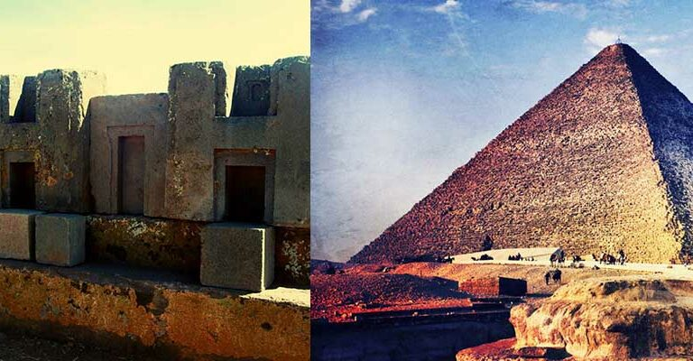Puma Punku: an ancient site far more complex than the Pyramids at Giza?