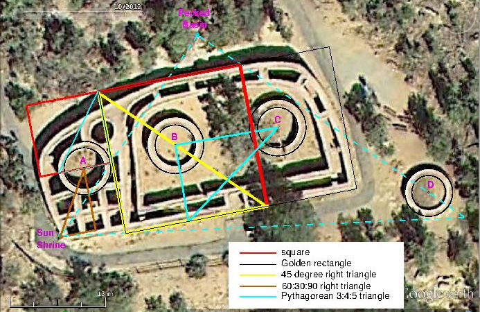 Researchers reveal: Ancient Pueblo people built intricate structures with advanced geometry