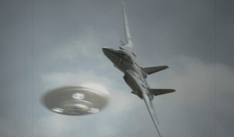 Don't believe in UFOs? These 3 Declassified Military videos will change your mind