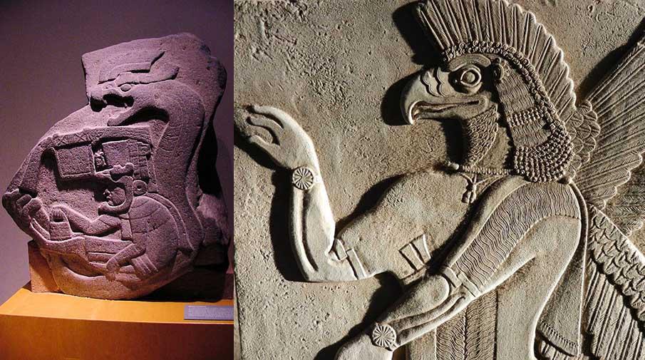 Quetzalcoatl, Viracocha, and Kukulkan: The Ancient Anunnaki