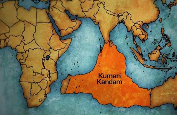15 Things you should know about the lost continent of Kumari Kandam