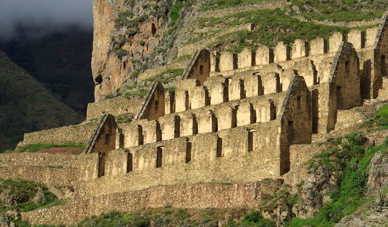 "Ollantaytambo—Built with advanced ancient technology from the ""Gods""?"
