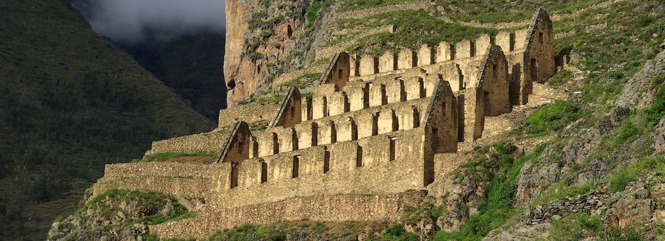 peru temple of the moon ollantaytambobuilt with advanced ancient technology from the