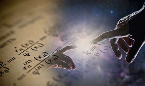 Scientists use mathematical calculations to prove God is real