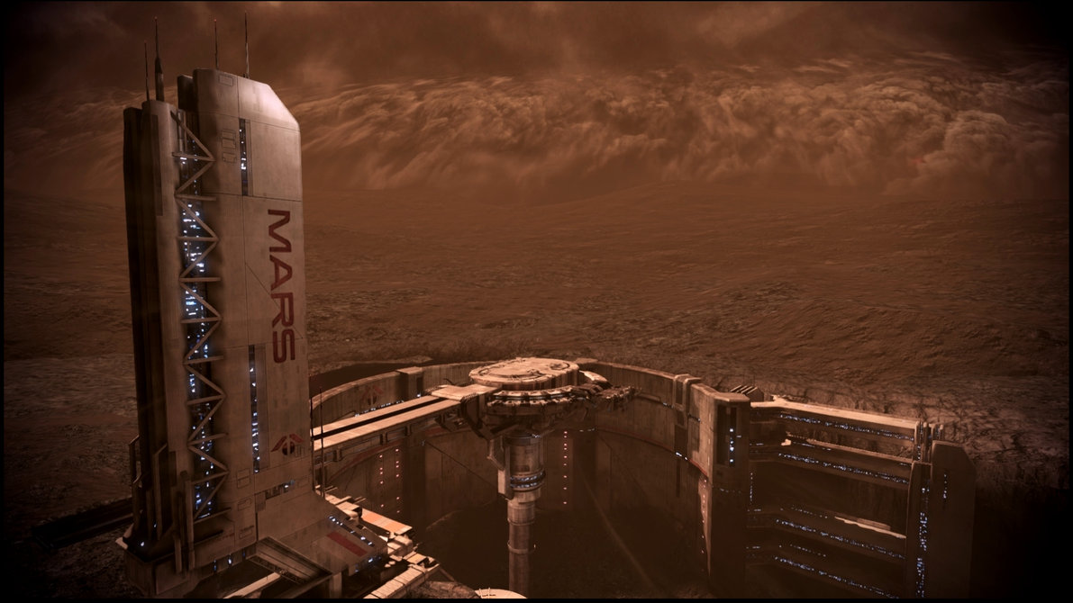 has anyone gone to mars - photo #48