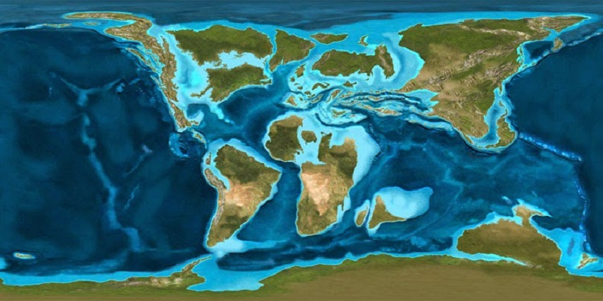 Us Map If All Ice Melted.Terrifying Here S What The World Will Look Like Once All The Ice