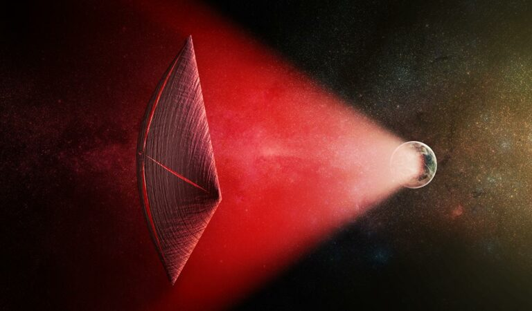 Mysterious Deep Space Signal Intercepted by Astronomers May Have Been Sent By Aliens