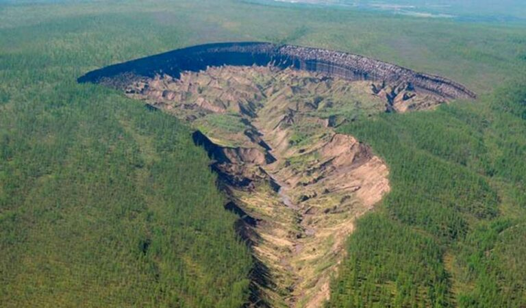 What scientists found in Siberia is truly Terrifyng! And they say it's just the beginning