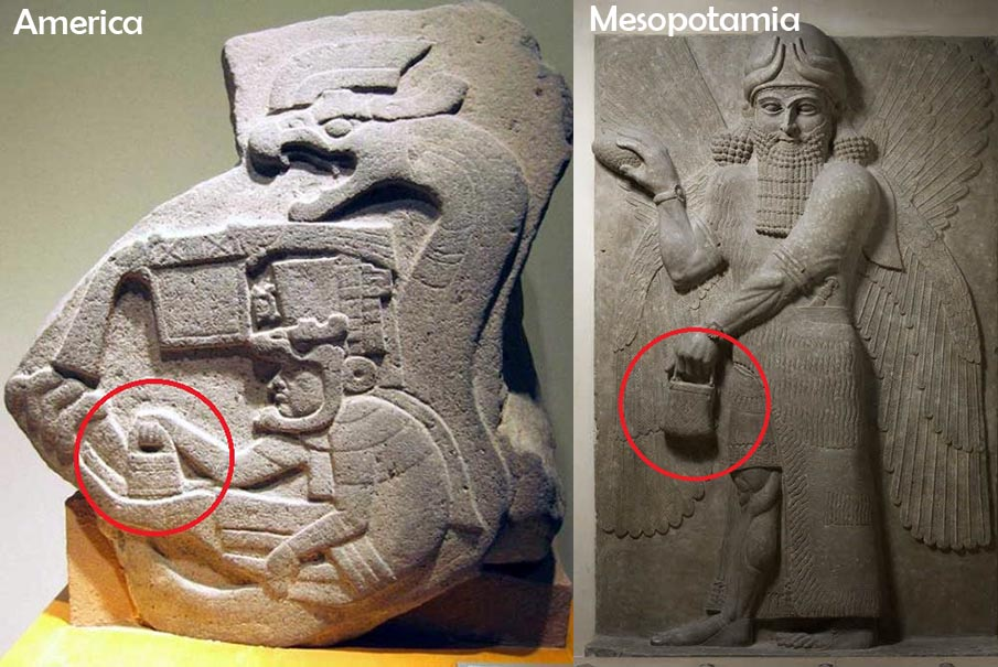 The handbag of the Gods 10 artefactos antiguos que sugieren que podríamos haber sido visitados por antiguos astronautas