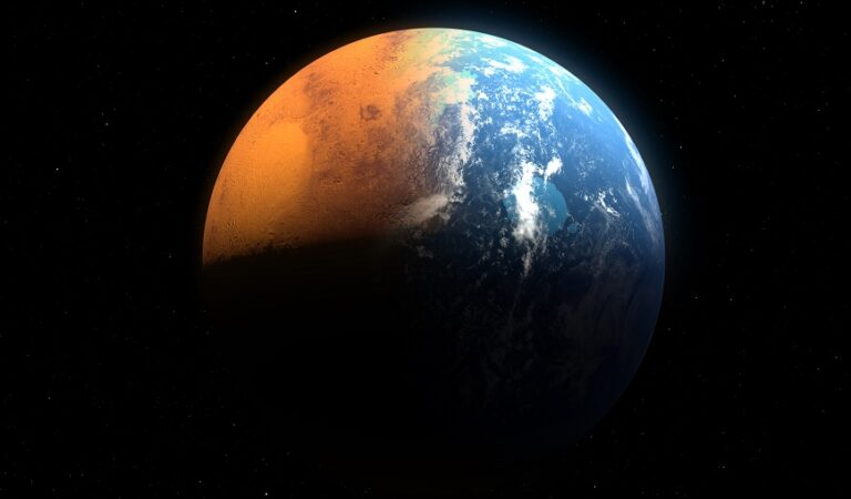 Scientists have detected metal in Mars' atmosphere
