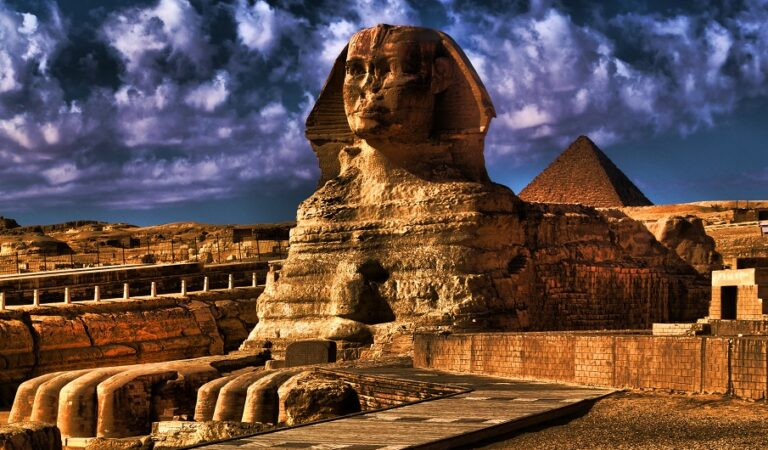 25 shocking facts about the Great Sphinx of Giza that are missing from history books
