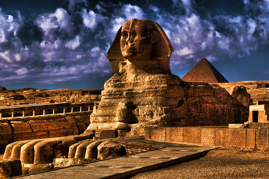 egypt pyramids sphinx inside - photo #19