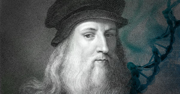 Scientists want to clone Leonardo da Vinci