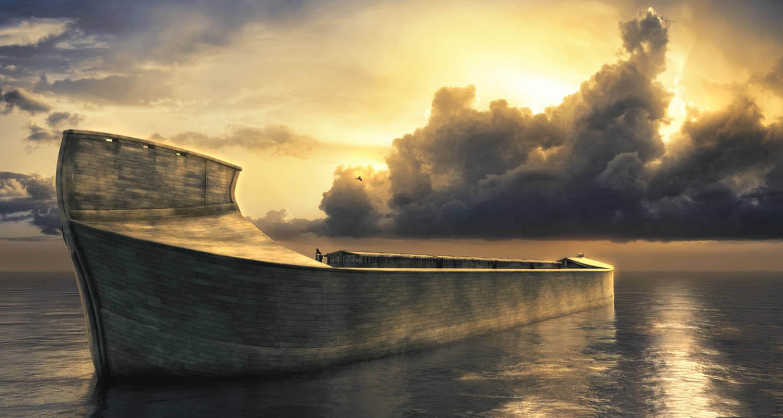 Noah's Ark finally FOUND: Researchers 99.9% certain of unprecedented Biblical discovery Noahs-Ark
