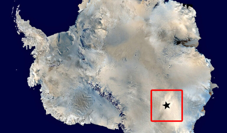 The mystery continues: What they're not telling us about Antarctica