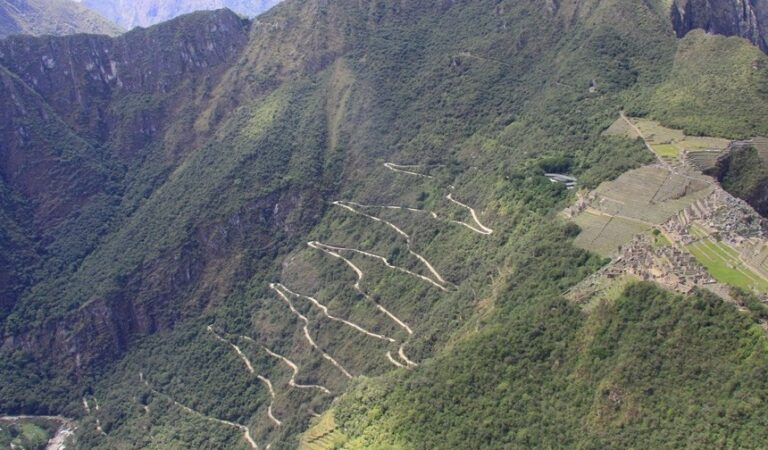The 40,000 km-long ancient Inca road system—an extraordinary feat of ancient engineering