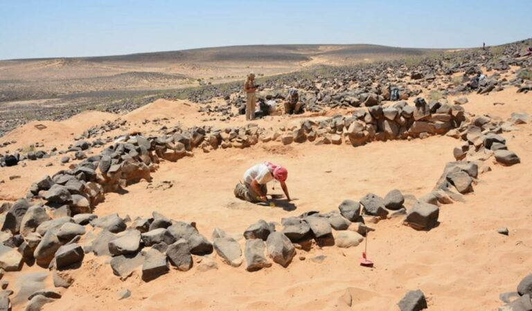 Mysterious 4,000-year-old 'Tower Stone Tombs' found by archaeologists in Jordan