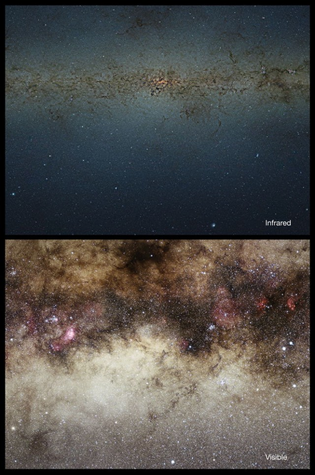 Image result for This 9-Gigapixel Image—With 84 MILLION Stars—Of The Milky Way Will Give You Goosebumps