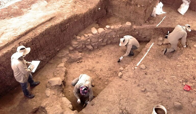 Archaeologists in Peru unearth 3,000-year-old ancient Pre-Inca Wall
