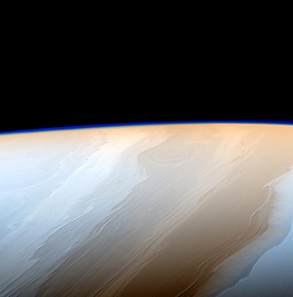 This is the CLOSEST ever image of Saturn we've seen, and it's breathtaking