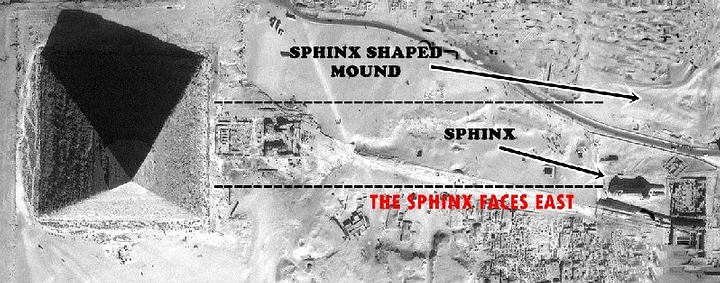 Великий Сфинкс в Гизе заговорил? «Крылатые» возвращаются? Sphinxfaces