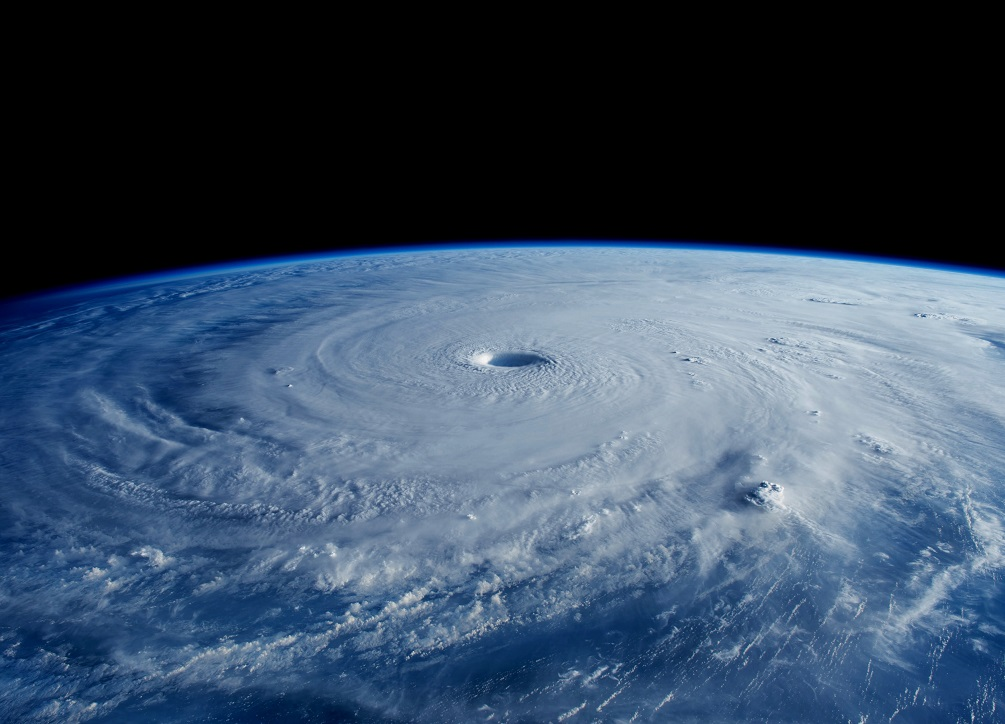 Worrying: Scientists figured out how to create a Cat. 5 Hurricane in a LAB