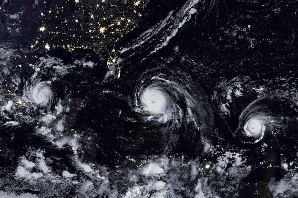 Man-made Hurricanes? Controversial theory suggests 'weather manipulation' behind powerful storms