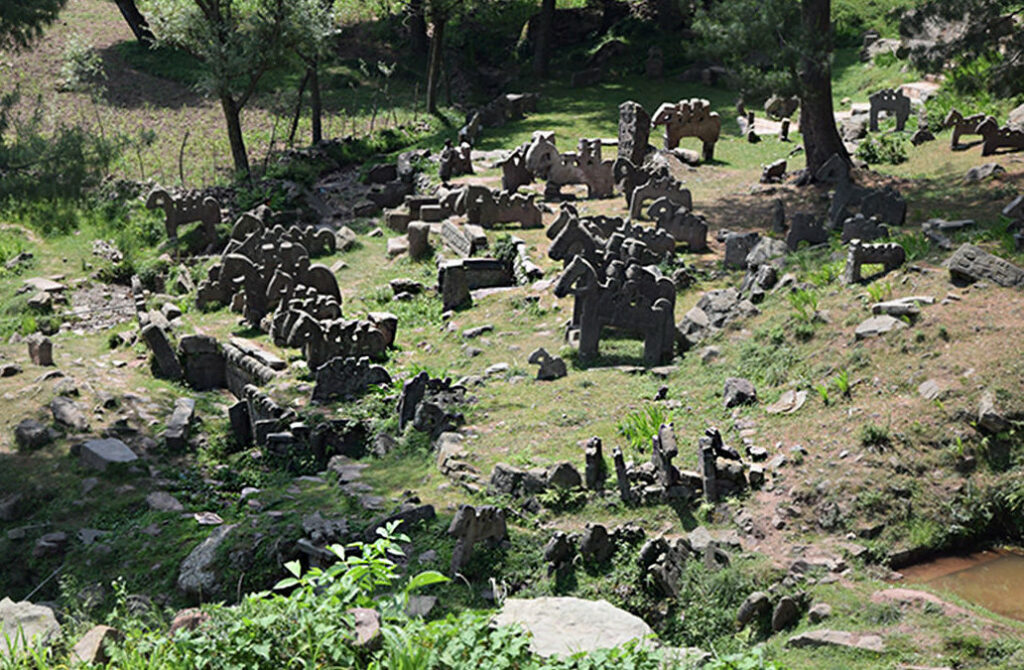 Archaeologists in India find evidence of a previously unknown civilization