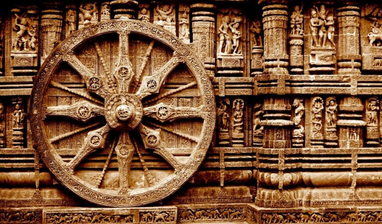 Meet the legendary Sun Temple of Konark, an ancient wonder of the world