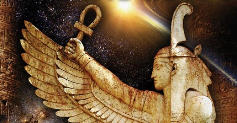 These are the 9 parts of the human soul according to Ancient Egypt
