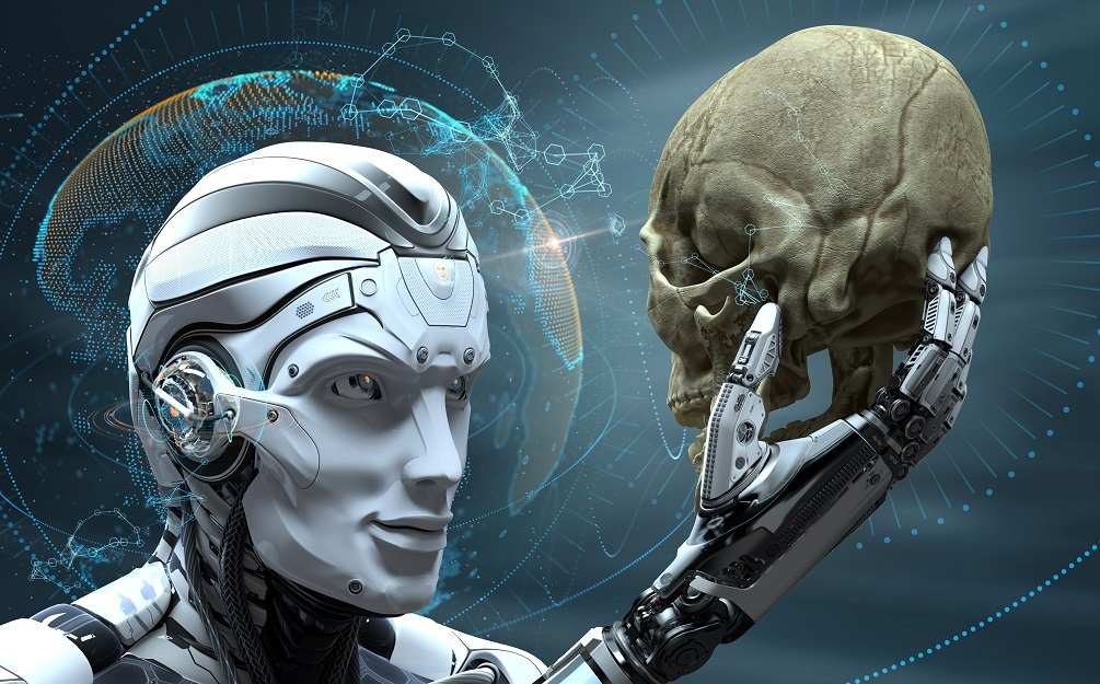 Kết quả hình ảnh cho artificial intelligence destroy humans