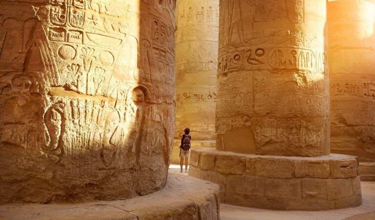 The wonders of ancient Egyptian Engineering: The Great Hypostyle Hall