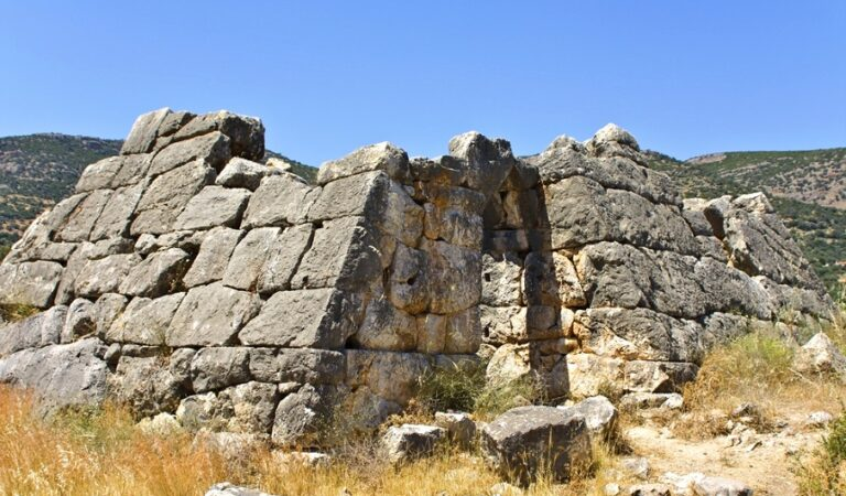 The Greek Pyramid of Hellinikon predates the oldest ancient Egyptian Pyramid