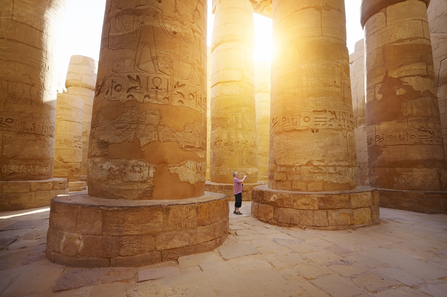 The wonders of ancient Egyptian Engineering: The Great Hypostyle Hall The-Great-Hypostyle-Hall