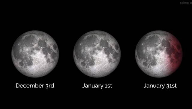 A Trilogy Of Super Moons Is Approaching, And Here's Why You Shouldn't Miss It SuperMoon-Triology