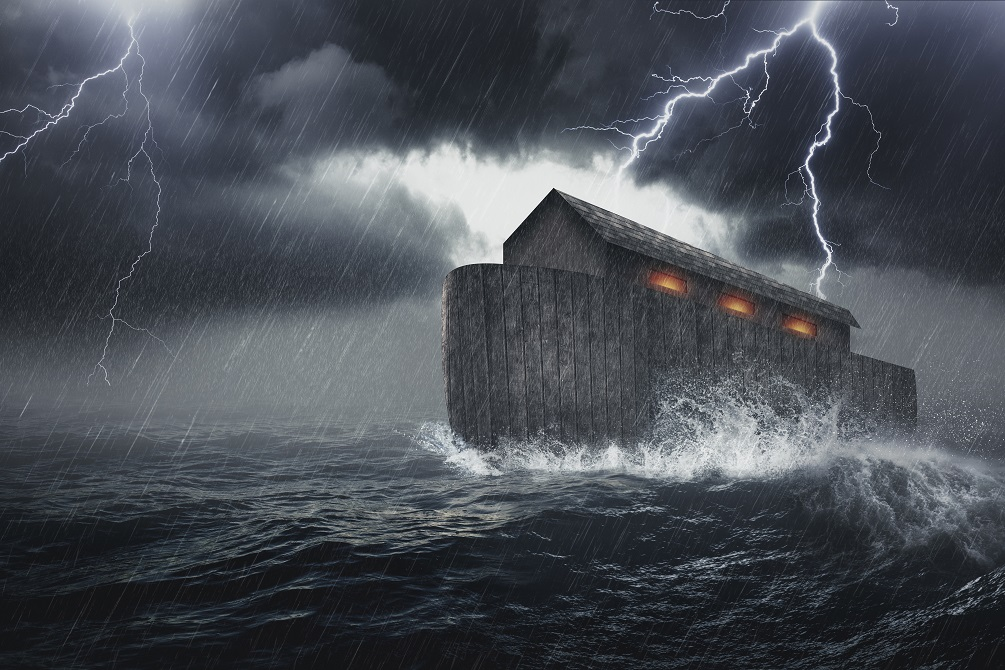 Have Researchers Discovered The Remains Of Noah U0026 39 S Ark