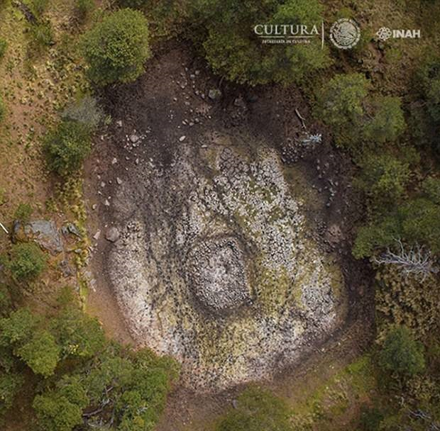 Researchers discover ancient map of the universe at archaeological site in Mexico Ancient-Map-of-the-universe