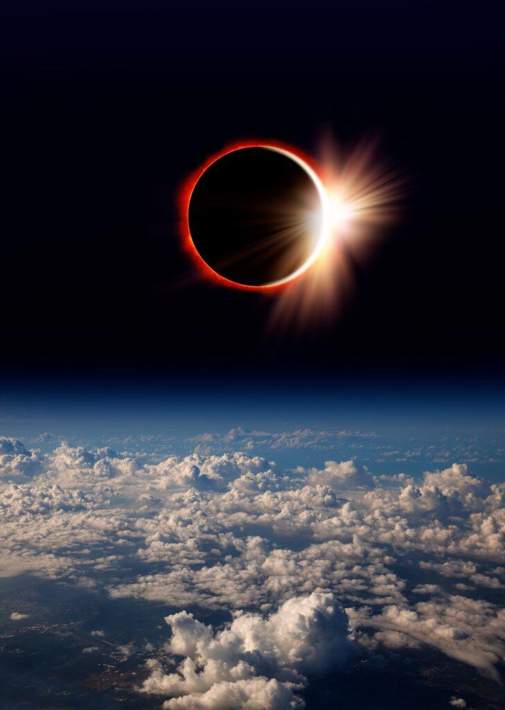 ¿Un mensaje de los dioses? Así es como las culturas antiguas interpretaron los eclipses solares