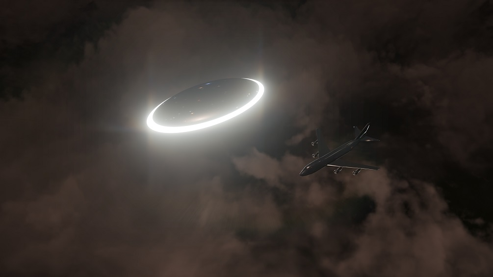 UFO's Are Real, And This Recent UFO Incident Above The Skies Of Oregon Confirms It