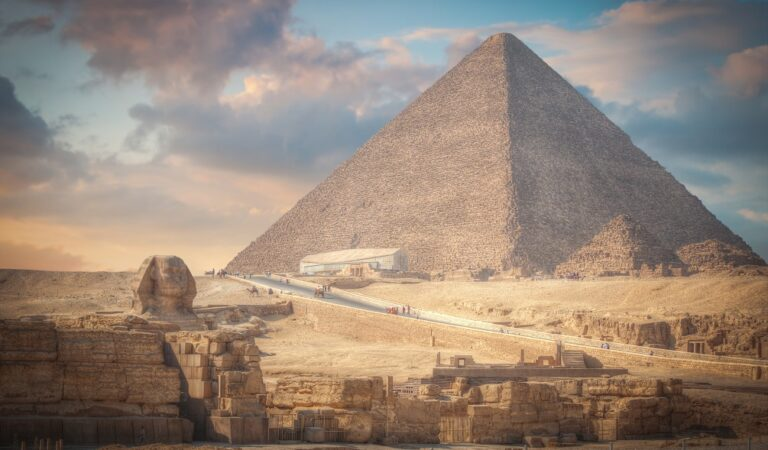 Great Pyramid's 'Big Void' May Be Important Construction Detail And Not New Chamber