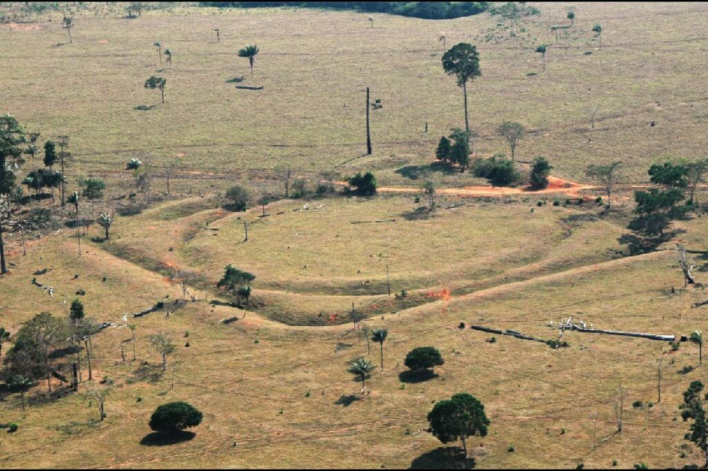 Researchers Find Traces Of An Advanced Ancient Agricultural Civilization In The Amazon