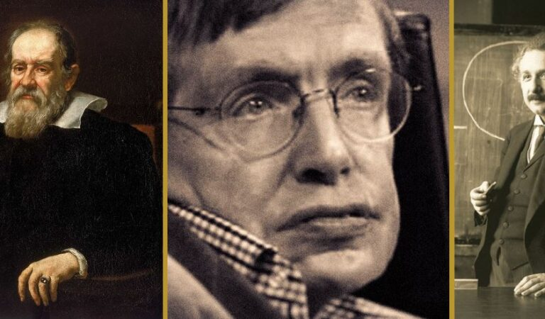 Cosmic Connection? The Mysterious Link Between Hawking, Einstein And Galileo