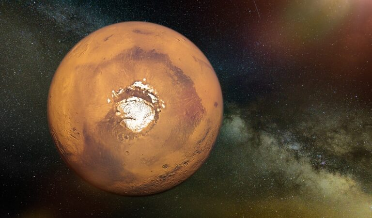 NASA Is Hiding Evidence Of Life On Mars Claims Scientists Who Says Has Evidence
