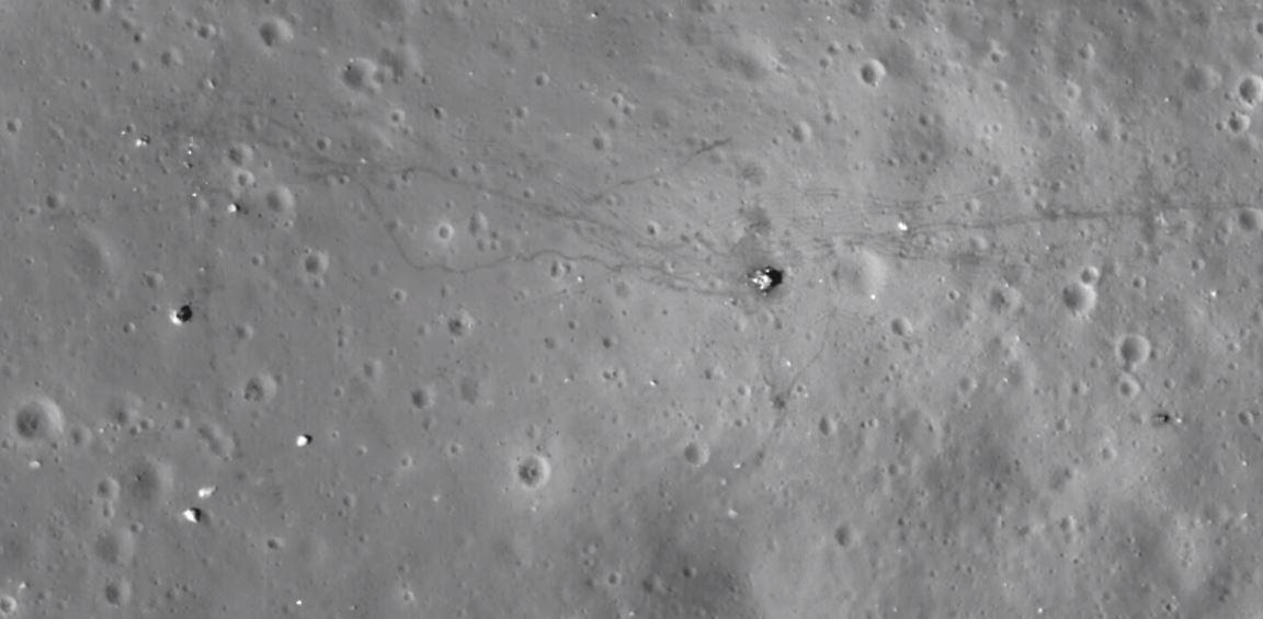 NASA Releases 4K Video Of The Moon Ending The Moon Landing Conspiracy Apollo-Landing