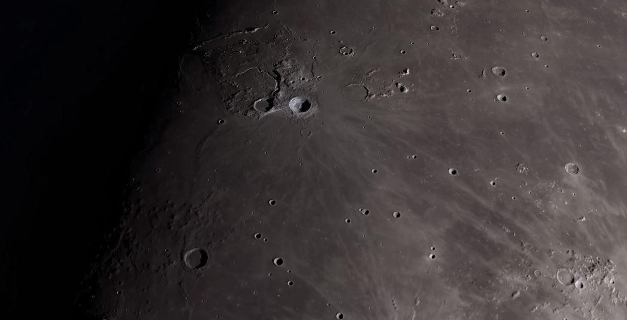 NASA Releases 4K Video Of The Moon Ending The Moon Landing Conspiracy NASA-Moon-2