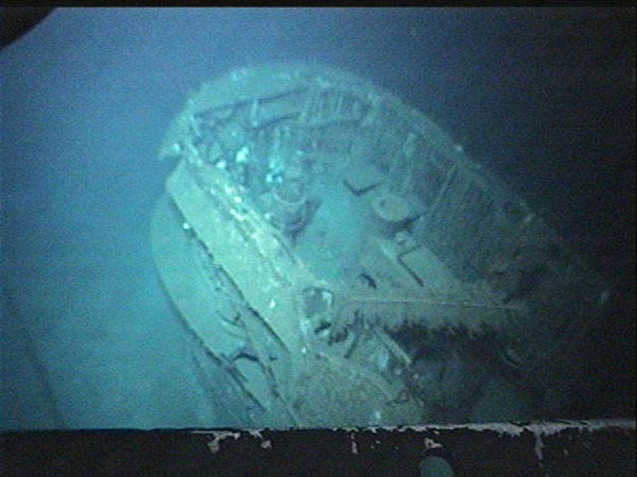 Underwater Drones Are Exploring Shipwrecks Below The Gulf Of Mexico—And What They've Found Is Incredible German-U-Boat-shipwreck