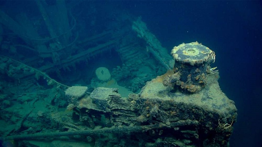 Underwater Drones Are Exploring Shipwrecks Below The Gulf Of Mexico—And What They've Found Is Incredible New-Hope-shipwreck