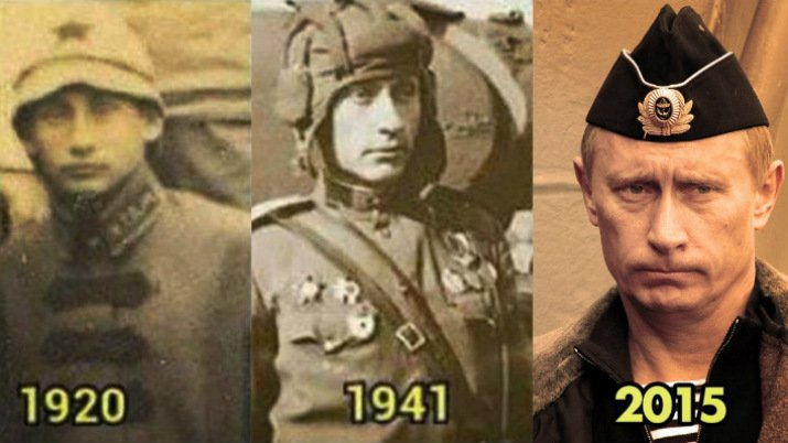 The Curious Case Of Immortal Putin Ancient Code