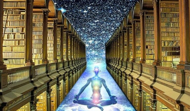 The Akashic Records: A Conscious Cosmic Network Where Everything Is Stored?