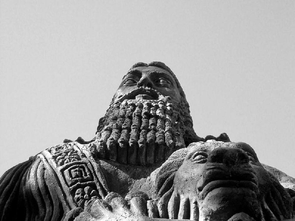 Gilgamesh, The Sumerian Demigod: Two-Thirds God and One-Third Human